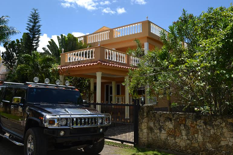 Villa in Dominican Republic, Sosúa
