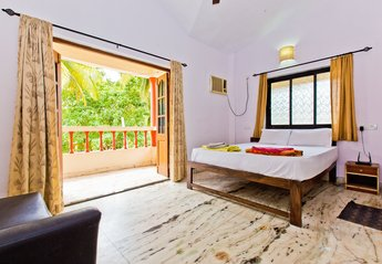2 bedroom Villa for rent in Candolim