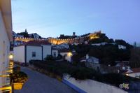 Duplex_apartment in Portugal, Óbidos: The view from your livingroom