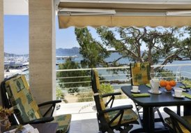 Beachfront Apartment in Puerto Pollensa
