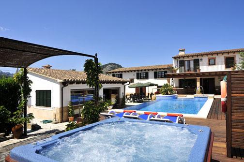 Villa in Spain, Port Pollenca