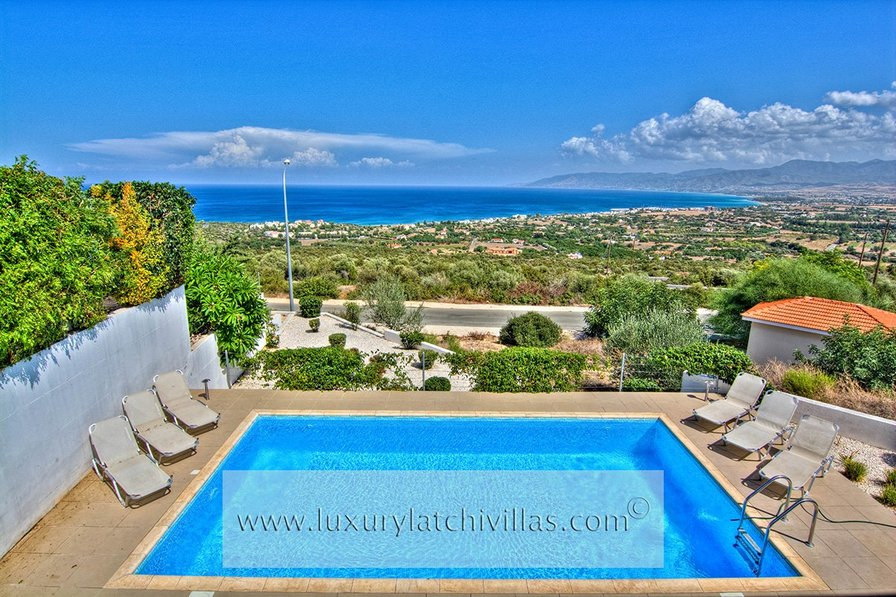 Villa in Cyprus, Latchi