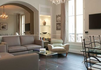 Apartment in France, Carre d'Or: Sitting Room Area