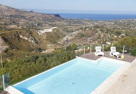 Scopello - Villa Gea - 6+2 pax
