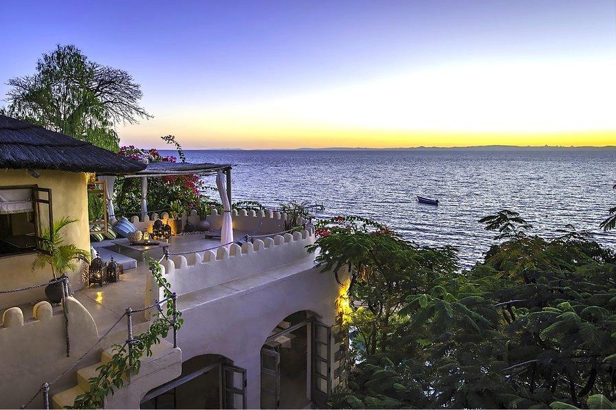 Villa in Malawi, Malawi Likoma Island