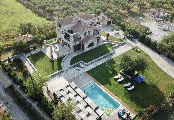 5 bedroom Villa for rent in Zakynthos