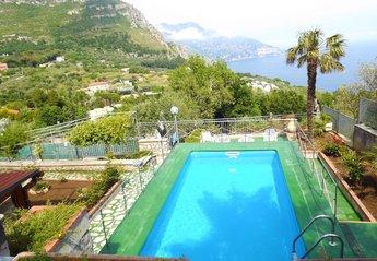Villa in Italy, Piano di Sorrento: Pool