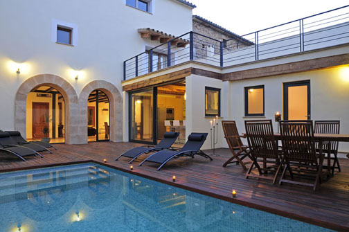 Town house in Spain, Pollensa