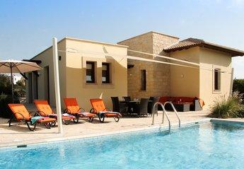 Villa in Cyprus, Aphrodite Hills: Villa Amathus