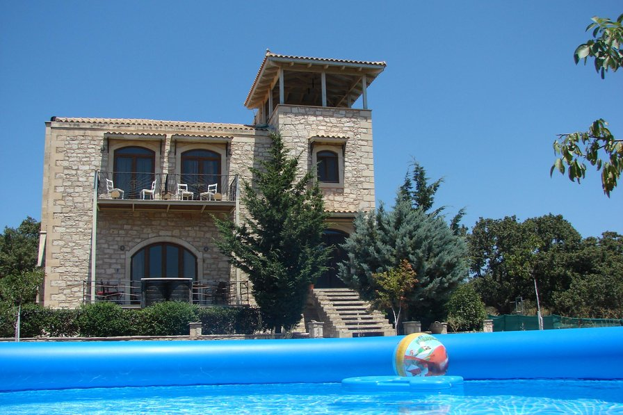 Villa Ermis your Natural Luxury