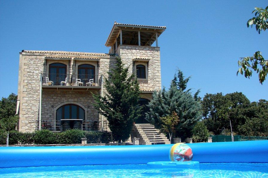 Villa Ermis your Natural Luxury