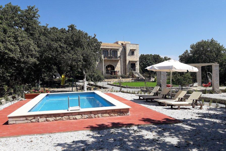 Ermis Natural Luxury Villa Crete