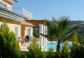 Villa Aegean View Sogucak with private pool