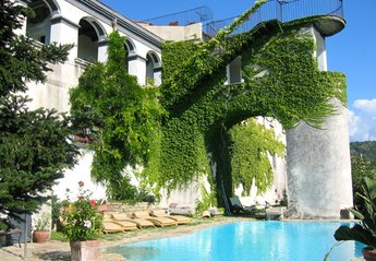 Villa in Italy, Giungano: Swimming Pool