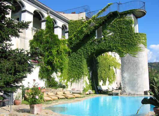 Villa in Italy, Giungano