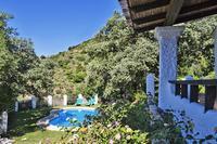 Villa in Spain, EL CHORRO, ÁLORA: 2 bed rustic villa, secluded garden, pool, parking, WIFI.