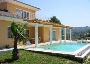 Villa Royale with private pool on a small complex