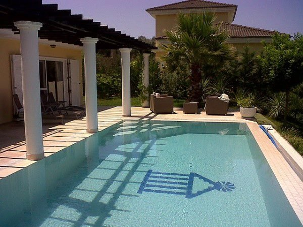 Villa Back to history in style with private pool