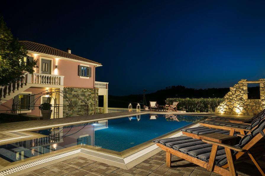 Villa in Greece, Lixouri