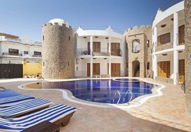Mountain View Apartment at Red Rock Apartments, Dahab