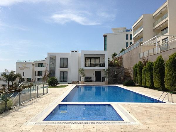 Apartment in Turkey, Gümbet