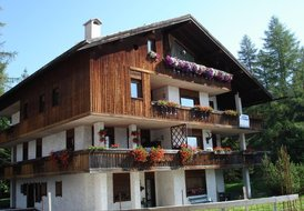 Cortina d'Ampezzo - Villa Moco -apt 1 - 4 pax