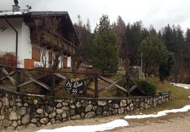 Cortina d'Ampezzo - Residence Pia - apt1 - 2+1 pax