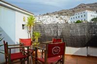 Town_house in Spain, Competa: Sun Terrace