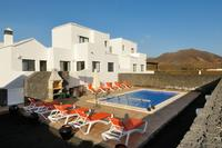 Villa in Spain, Playa Blanca: Pool Deck