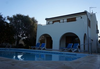 Villa in Cyprus, Polis Chrysochous: Private pool