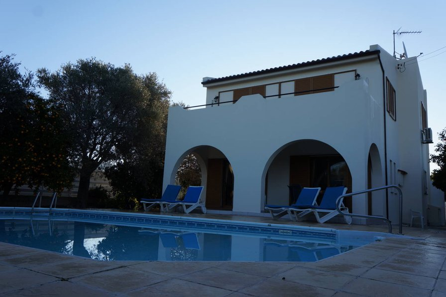 Owners abroad Orange Grove (Georgios Villa)