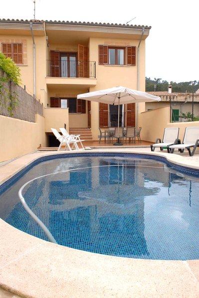 Villa in Spain, Biniamar