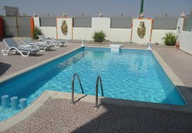 apartment 91 with communal swimming pool hurghada
