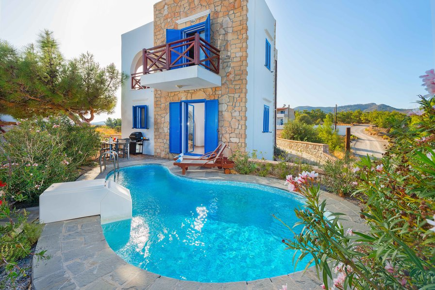 Villa in Greece, Gennadi