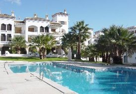 Villamartin Plaza Large 1 bed Overlooking Communal Pool