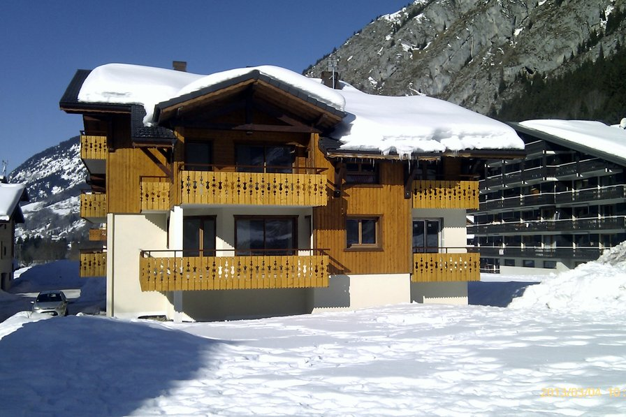2 Bedroom Apartment La Chapelle d'Abondance Haute Savoie