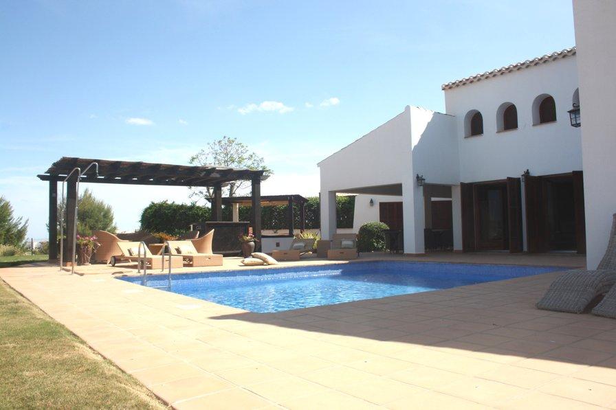 Villa in Spain, Balsicas