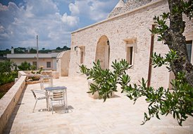 Villa in Alberobello Magravi TRULLO ULIVO peacefull countryside