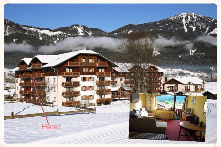 Apartment in Austria, Gosau