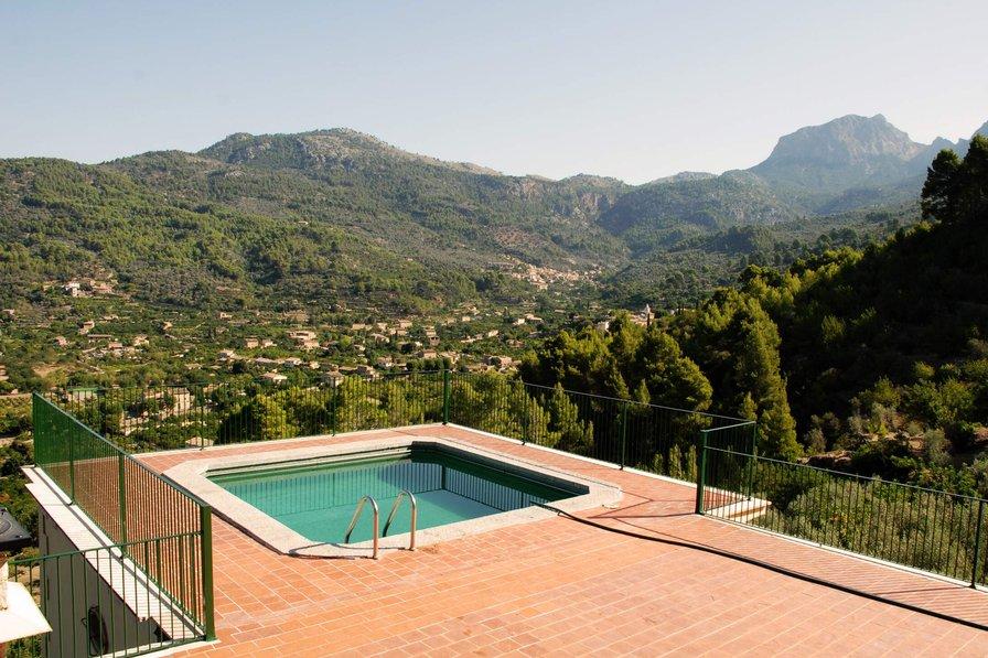 Villa in Spain, Soller