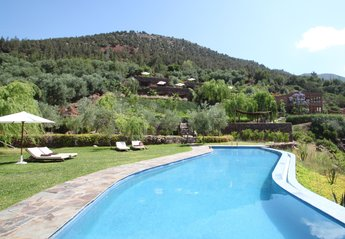 Lodge in Morocco, High Atlas Mountains: Kasbah Africa, a nature and wildlife retreat in the Atlas ..