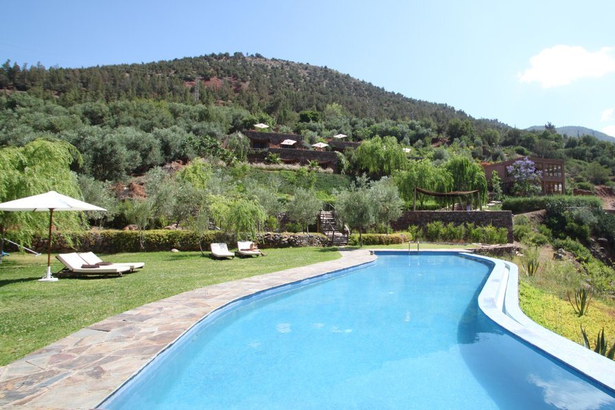 Kasbah Africa - Atlas Mountain River Lodge Retreat