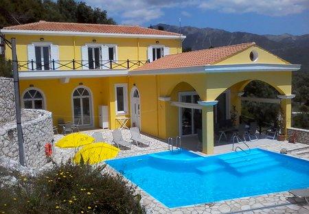 Villa in Vassiliki, Lefkas