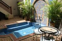 Riad in Morocco, Medina: Maison Africa - Homely private rental riad in Marrakech medina