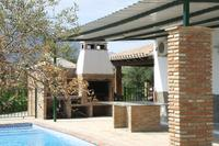 Country_house in Spain, Guadalhorce region: pool and barb-b-que