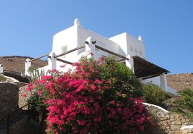 Villa Kappas - Traditional Villa with Breathtaking View!