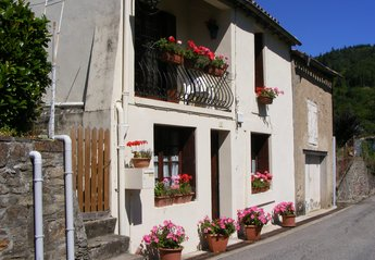 Cottage in France, Carcassone: Les Coquelicots
