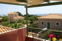 House in Greece, Svoronata: The attractive sea view villas, close to the sea, near Ai Helis beach