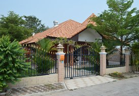 Villa Paksoi, for 6 persons near the beach