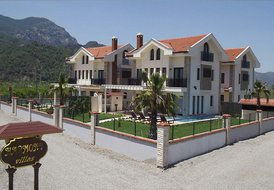 Dalyan Private Swimming Pool Villa
